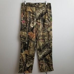Mossy Oak outdoor cargo pants womens Sz M